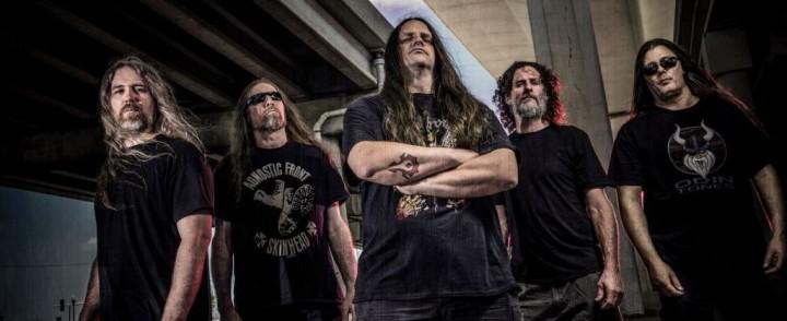 Deathmetallin legenda Cannibal Corpse neljän keikan minirundille Suomeen