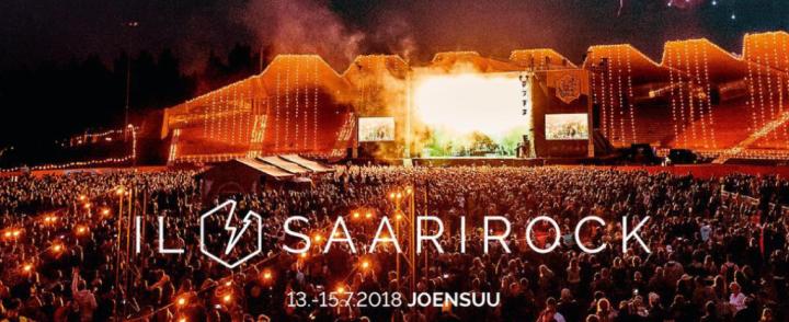 Zara Larsson, Milky Chance ja kotimaisia tähtiä Ilosaarirockiin