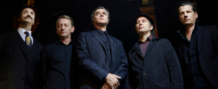 Einstürzende Neubauten soittaa yhden vuoden neljästä keikastaan Helsingin Musiikkitalossa