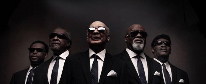 Viisinkertainen Grammy-voittaja The Blind Boys of Alabama tuo gospel-laulunsa Tampere-taloon