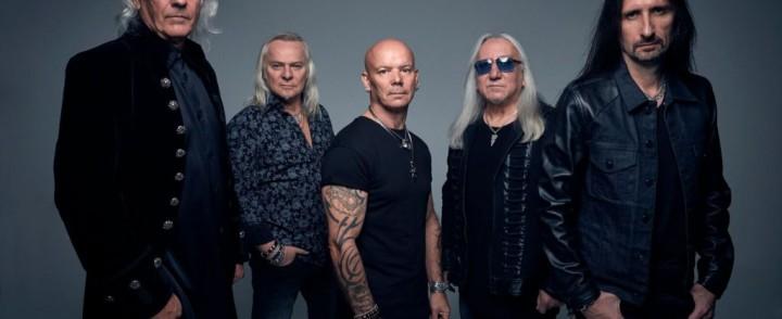 Uriah Heep ja The Zombies kiertueellaan Helsinkiin, Seinäjoelle ja Ouluun