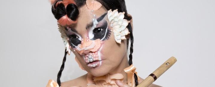 Björk saapuu Finlandia-talolle