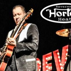 Reverend Horton Heat saapuu Tampereelle