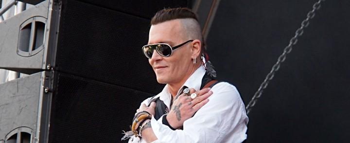 Johnny Depp lietsoi hysteriaa Helsingissä, mutta jäi kauaksi Hollywood Vampiresin ykköstähden paikasta