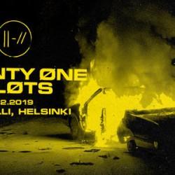 Twenty One Pilots saapuu Suomeen