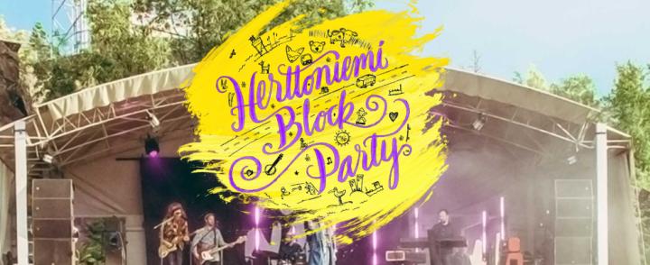 Herttoniemi Block Partyn koko ohjelma julki, lavoilla nähdään yhteensä 63 esitystä