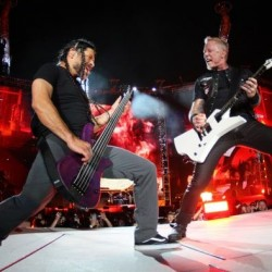 Metallica tulee Hämeenlinnaan