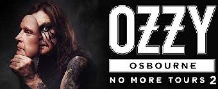 Ozzy tulee vielä kerran Suomeen