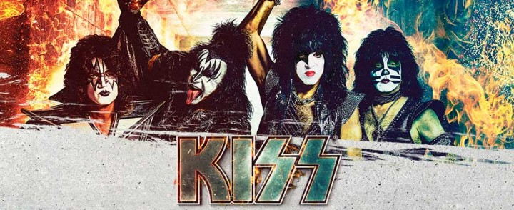 Kiss ja Def Leppard tulevat Rockfestiin