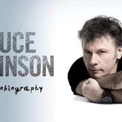 """Bruce Dickinson saapuu kertomaan """"mitä tämä nappi tekee"""""""