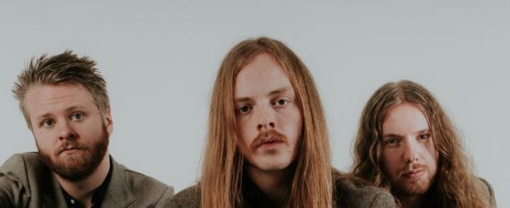 Islantilaista rockia toukokuussa Helsingissä