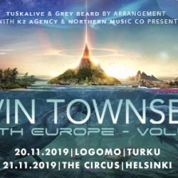 Devin Townsend palaa Suomeen uuden albumin voimin
