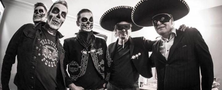 Hola Ghost tarjoilee jälleen flamencoreaan Tampereella ja Helsingissä