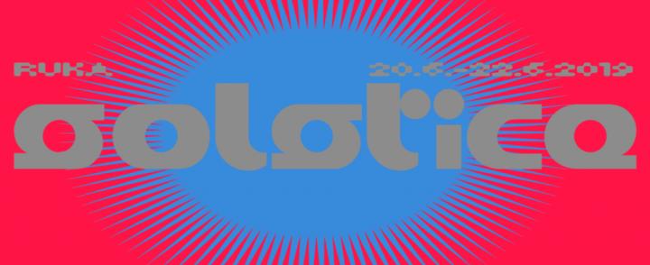 Monitaiteellinen elektronisen musiikin festari Solstice juhannuksena Rukalla