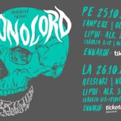 Monolord saapuu Tampereelle ja Helsinkiin