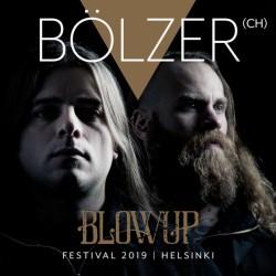 Blowup koki toisen takaiskun, The Obsessed perui, korvaaja sveitsiläinen Bölzer