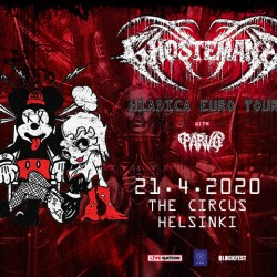 Trap metal -artisti Ghostemane palaa Suomeen
