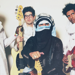 Saharan Hendrix saapuu kolmelle keikalle Suomeen