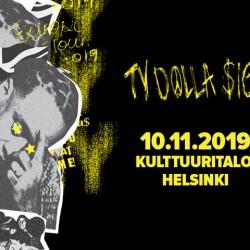 Ty Dolla $ign palaa Suomeen