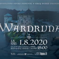 Muinaispohjoismaisesta perinteestä ammentava Wardruna saapuu Savonlinnan oopperajuhlille