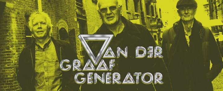 Proge-legenda Van Der Graaf Generator saapuu ensi kertaa Suomeen