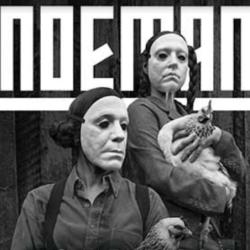 """Rammstein-vokalistin """"soolo"""" saapuu Jäähallin Black Boxiin"""