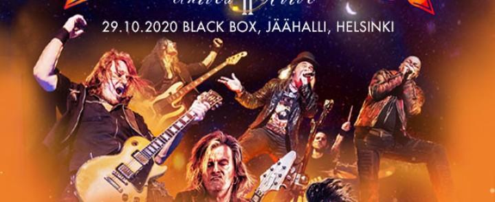 Helloween saapuu Black Boxiin