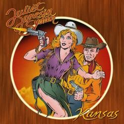 """Juliet Jonesin Sydän : Kansas -""""Kypsyneen yhtyeen vivahteikas ja upea paluu"""""""
