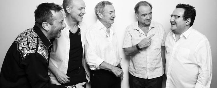 Pink Floyd -rumpali saapuu Kultsalle