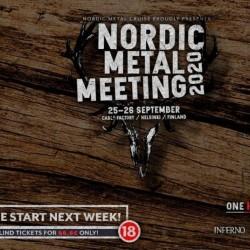 Nordic Metal Meeting tuo hevin takaisin Kaapelille