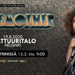 Wolfmother saapuu Kultsalle