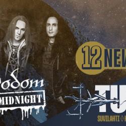 Alexi Laihon uusi bändi on Bodom After Midnight ja saapuu Tuskaan