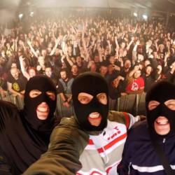 Hardcore-rap-tekno -bändi Moscow Death Brigade Suomeen