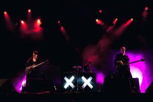 The xx (kuva: Jussi Hellsten / Flow Festival)