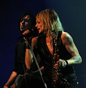 Sami ja Mike.