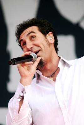 ...oli Tankian kuin kuka tahansa meistä. Kuva: Nelly Tatti