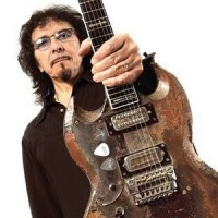 Horns Up Rocks Tony Iommi