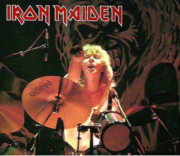 rip clive burr former iron maiden drummer page 2