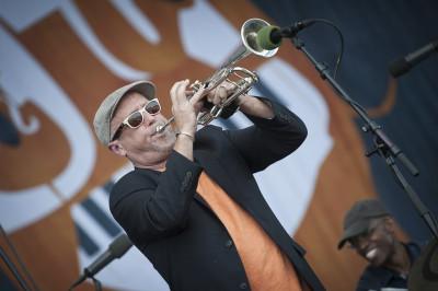 Dave Douglas. Pori Jazz/Johanna Tirronen