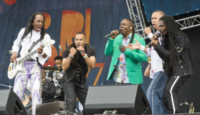 Earth, Wind & Fire. Pori Jazz/Kari Vainio