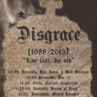 disgrace25v