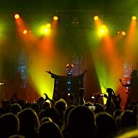 Ghost, Pakkahuone, Tampere, 12.12.2013. Kuva: Olli Koikkalainen