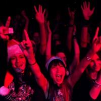Children Of Bodom, Pakkahuone, Tampere, 28.12.2014. Kuva: Olli Koikkalainen