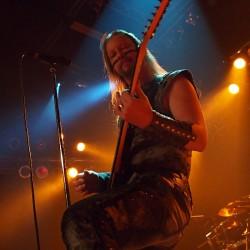 Ensiferum, Pakkahuone, Tampere, 27.2.2015. Kuva: Olli Koikkalainen