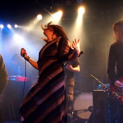 Jess and the Ancient Ones, Klubi, Tampere, 10.2.2015. Kuva: Olli Koikkalainen