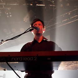 Laibach, Klubi, Tampere, 18.3.2015. Kuva: Olli Koikkalainen
