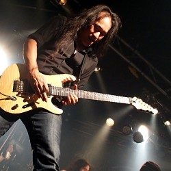 Dragonforce, Klubi, Tampere, Finland, 6.4.2015. Photo: Olli Koikkalainen