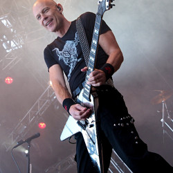 Accept, South Park Festival, Tampere, Finland, 5.6.2015. Photo: Olli Koikkalainen