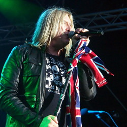 Def Leppard, South Park Festival, Tampere, Finland, 6.6.2015. Photo: Olli Koikkalainen