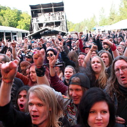 South Park Festival, Tampere, Finland, 5.6.2015. Photo: Olli Koikkalainen